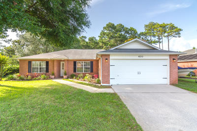 Niceville Single Family Home For Sale: 4273 Shadow Lane