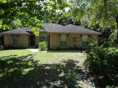 Crestview Single Family Home For Sale: 5965 Oak Hill Road