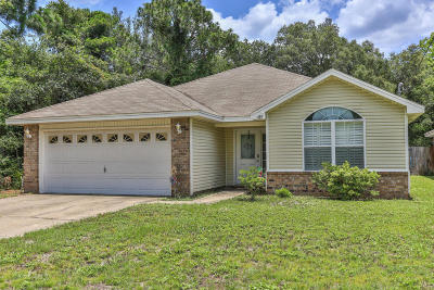 Niceville Single Family Home For Sale: 489 County Line Road