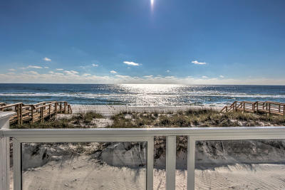 Panama City Beach Single Family Home For Sale: 8321 Surf Drive