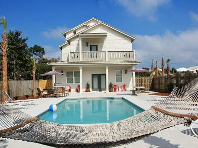 Destin Single Family Home For Sale: 78 Tarpon Street