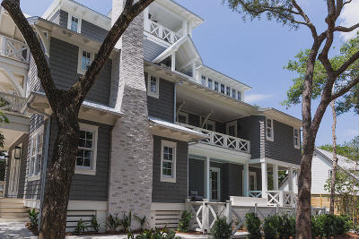 Santa Rosa Beach FL Single Family Home For Sale: $2,795,000