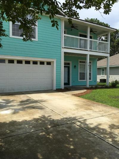 Santa Rosa Beach Single Family Home For Sale: 167 Rivercrest Circle