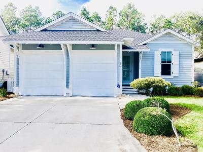 Inlet Beach Single Family Home For Sale: 132 Cannonball Lane