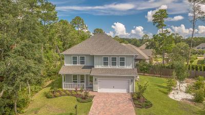Santa Rosa Beach Single Family Home For Sale: 180 Bayou Manor Road