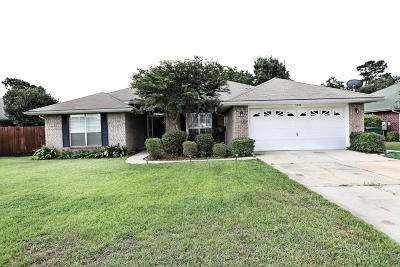Navarre Single Family Home For Sale: 2339 Heritage Circle