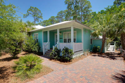 Santa Rosa Beach Single Family Home For Sale: 32 Spotted Dolphin Road