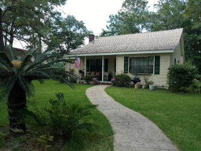 Freeport Single Family Home For Sale: 600 Bay Grove Road