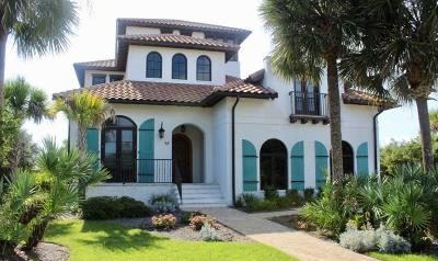 Rosemary Beach Single Family Home For Sale: 48 Paradise By The Sea Boulevard