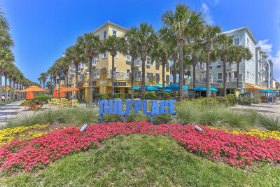 Santa Rosa Beach Condo/Townhouse For Sale: 145 Spires Lane #UNIT 404