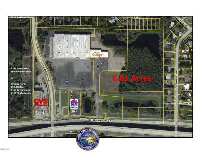 Panama City Beach Residential Lots & Land For Sale: 6916 Front Beach Road