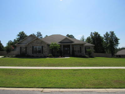 Crestview Single Family Home For Sale: 5509 Frontier Drive