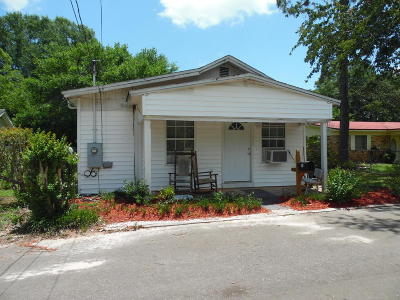 Defuniak Springs Single Family Home For Sale: 15 Florence Street