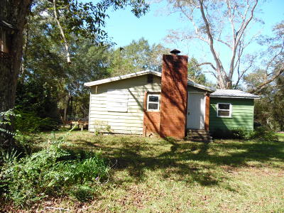 Defuniak Springs Single Family Home For Sale: 6101 Hwy 331 North