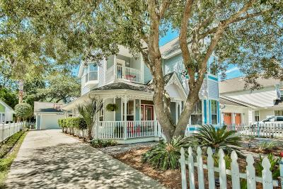 Destin Single Family Home For Sale: 4584 Woodwind Drive
