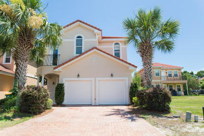 Destin Single Family Home For Sale: 265 Calusa Boulevard