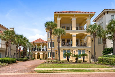 Destin Single Family Home For Sale: 4709 Ocean Boulevard