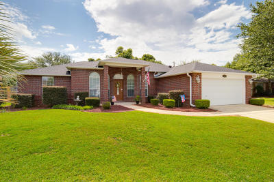 Niceville Single Family Home For Sale: 4237 Shadow Lane