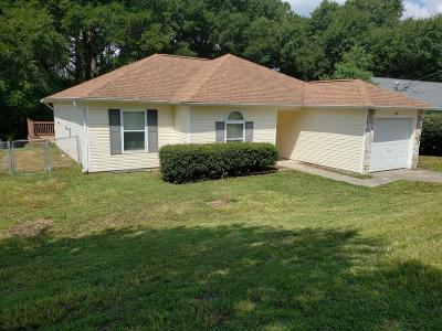 Crestview Single Family Home For Sale: 2981 Windsor Circle