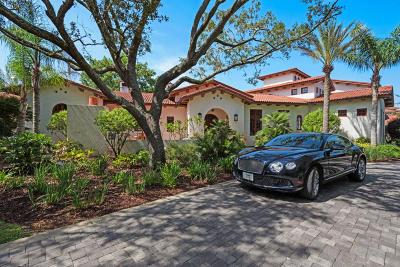 Gulf Breeze Single Family Home For Sale: 2530 E Bayshore Road