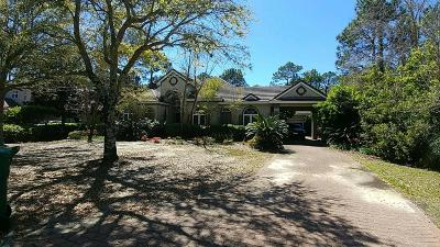 Destin Single Family Home For Sale: 414 Admiral Court