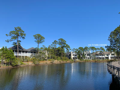 Watersound West Beach Single Family Home For Sale: 144 Tumblehome Way