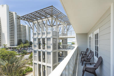 Santa Rosa Beach Condo/Townhouse For Sale: 43 Cassine Way #UNIT 301