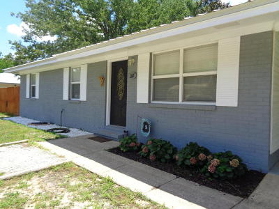 Defuniak Springs Single Family Home For Sale: 114 Sidney Avenue