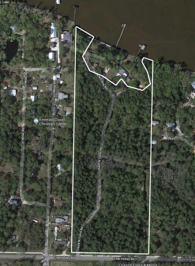 Residential Lots & Land For Sale: Chat Holley Road