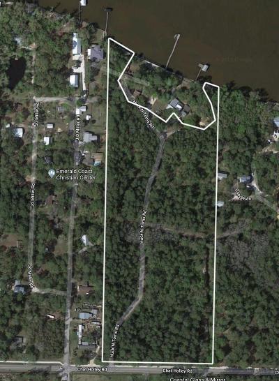 Santa Rosa Beach FL Residential Lots & Land For Sale: $1,290,000