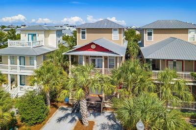 Inlet Beach Single Family Home For Sale: 117 Lifeguard Loop