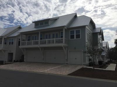 Inlet Beach Condo/Townhouse For Sale: 79 Pine Lands Loop E #C