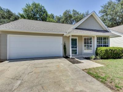 Niceville Single Family Home For Sale: 162 Wright Circle