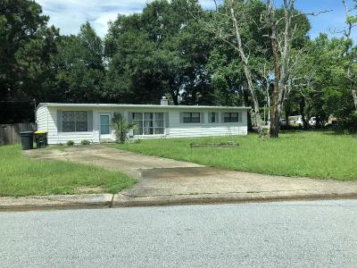 Fort Walton Beach FL Single Family Home For Sale: $154,900