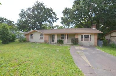 Pensacola Single Family Home For Sale: 536 Wynnehurst Street