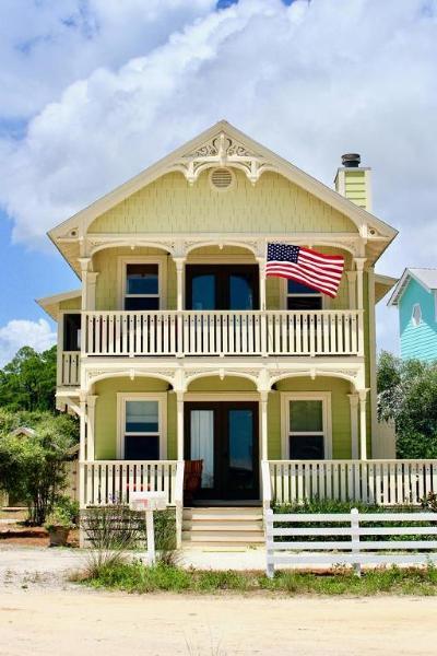 Santa Rosa Beach Single Family Home For Sale: 19 Sugar Beach Drive