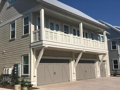 Inlet Beach Condo/Townhouse For Sale: 79 E Pine Lands Loop #A