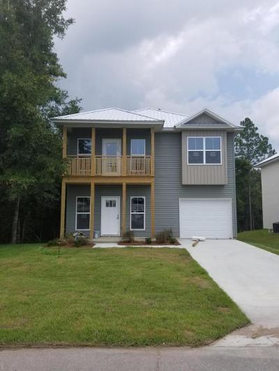 Panama City Single Family Home For Sale: 652 Helen Avenue