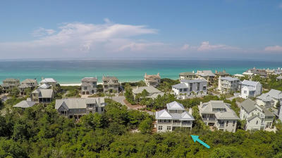 Santa Rosa Beach Single Family Home For Sale: 89 E Bermuda Drive