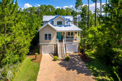 Santa Rosa Beach Single Family Home For Sale: 76 Mallard Lane