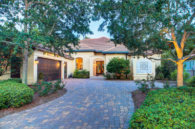 Destin Single Family Home For Sale: 280 Corinthian Place