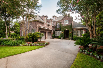 Destin Single Family Home For Sale: 4390 Old Bayou Trail
