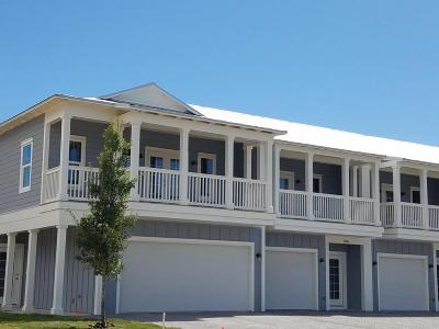 Panama City Beach Condo/Townhouse For Sale: 22936 Ann Miller Road