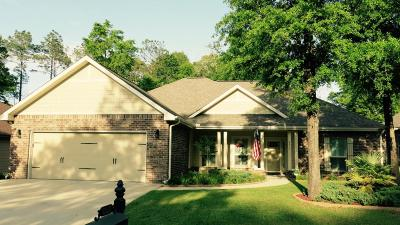 Crestview FL Single Family Home For Sale: $252,000