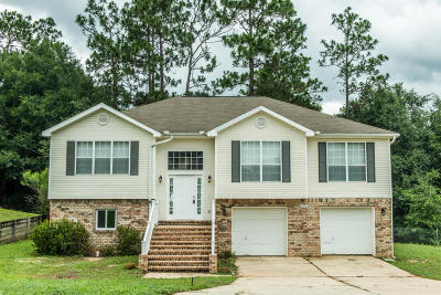 Crestview FL Single Family Home For Sale: $289,999