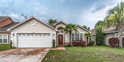 Fort Walton Beach Single Family Home For Sale: 1944 Kadima Circle