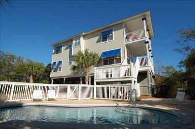 Santa Rosa Beach FL Single Family Home For Sale: $799,000