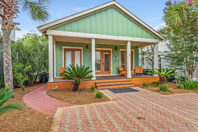 Panama City Beach Single Family Home For Sale: 49 E Endless Summer Way