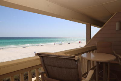 Panama City Beach Condo/Townhouse For Sale: 22519 Front Beach Road #UNIT 114