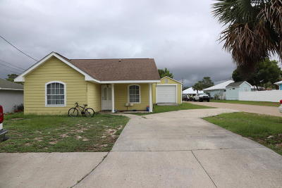 Panama City Beach Single Family Home For Sale: 21500 Sunset Avenue